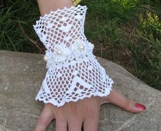 The doily is possibly one of the oldest forms of crochet. Crochet became popular in Europe in the 19th century, and white, crocheted lace doilies were a must-have accessory for any household.Doil…