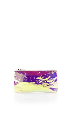 Glossy Film Purse by Zilla - Moda Operandi