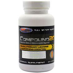 $49 COMPOUND-20 120 CAPS -