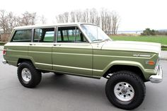 Another new guy just bought a 72 Wagoneer. - International Full Size Jeep Association