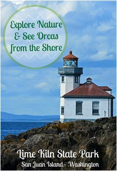 Rather than visiting orcas in captivity, visit the San Juan Islands in Washington State. San Juan Island whale watching can be done via boat or kayak or with a visit to Lime Kiln State Park, the best place in the world to see orcas from land. Orcas In Captivity, Northwest Usa, San Juan Islands, Whale Watching, Beautiful Places To Visit, Travel Usa, State Parks, Travel Inspiration, Places To Go