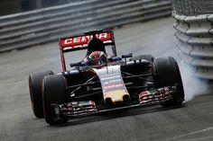 Max Verstappen - Toro Rosso - Formel 1 - GP Monaco - Samstag - 23. Mai 2015