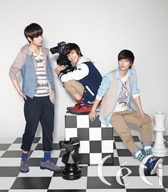 Boyfriend (Korean Boy Band)