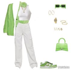 Style Outfits, Cute Swag Outfits, Kpop Fashion Outfits, Retro Outfits, Classy Outfits, Trendy Outfits, Mode Pastel, 70s Inspired Fashion, Estilo Hippy