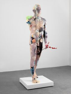 David Altmejd's unsettling mixed-media sculptures subvert and mutate the figurative, while exploring our relationship to science and mythology. Contemporary Sculpture, Contemporary Art, David Altmejd, Mixed Media Sculpture, A Level Art, Art Pieces, Artwork, Painting, Epoch