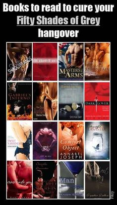 Post 50 shades of grey books to read