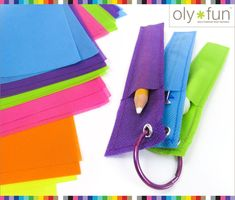 Double Pocket Gift Sleeves: Getting Creative with Oly*Fun | Sew4Home