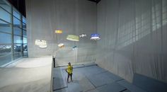 Floating Drone Lamps Would Be Freaking Amazing - Core77