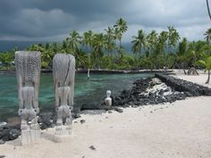 Place of Refuge and Two Step, Big Island Hawaii: ancient history and fabulous snorkeling!