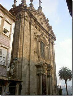 Igreja Nossa Senhora da Victoria, Porto.