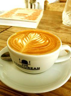 A coffee-break in Bristol