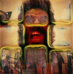 Lucas Samaras  manipulated photograph