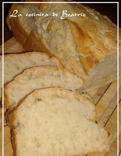 Este pan ha sido todo un decubrimiento!!!!!!!!!! Es super super rapido, necesita pocos ingredientes y no tienes que dejarlo levar!!!! Y sale... Biscuit Bread, Pan Bread, Cooking Time, Cooking Recipes, Pan Rapido, Salty Foods, Super Rapido, Pan Dulce, Tasty Bites