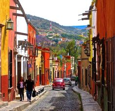Colorful San Miguel Photo by Alexandra Jodoin-Pelletier -- National Geographic Your Shot