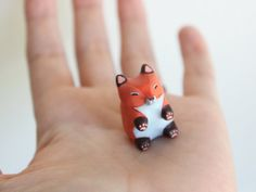 Fox Pocket Totem by HandyMaiden