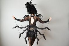 Black Widow Spider Costume                                                                                                                                                                                 More