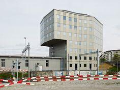 105 SBB Baudienstzentrum Kohlendreieck Zürich - von Ballmoos Krucker Architekten