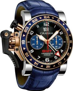 Graham Watch Chronofighter Oversize GMT Blue #bezel-fixed #bracelet-strap-alligator #brand-graham #case-material-pink-rose-gold #case-width-47mm #chronograph-yes #date-yes #delivery-timescale-1-2-weeks #dial-colour-black #gender-mens #gmt-yes #luxury #movement-automatic #official-stockist-for-graham-watches #packaging-graham-watch-packaging #subcat-chronofighter-oversize-gmt #supplier-model-no-2ovgg-b26a-c89s #warranty-graham-official-2-year-guarantee #water-resistant-100m