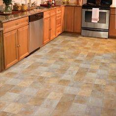 51 best honey oak cabinets and floors images kitchen flooring bathroom flooring kitchen on kitchen remodel vinyl flooring id=66493