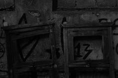 Título do Editorial: Escuridão Produtor: Fernanda B. Fotografo:Fernanda B.