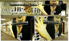 "Draftophilamaniacal Neoretrography: Murals ""big"" in Bulgaria, apparently"
