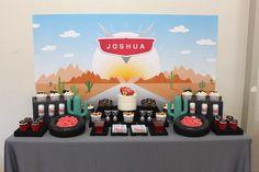 Cars Inspired Birthday Party   kara's party ideas   Bloglovin'