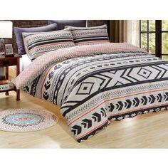 300TC Zuma Reversible Quilt Cover Set
