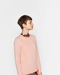 Image 4 of CASHMERE SWEATER from Zara