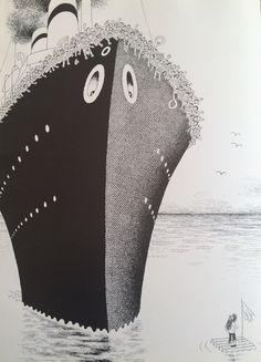 Office de Tourisme Palavas-les-flots : Musée Albert Dubout Albert Dubout, Commercial Art, Illustrations, Les Oeuvres, Sketches, Cartoon, Comics, Posters, Artist