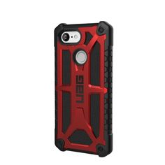 UAG Monarch Fitted Hard Shell Case for Pixel 3 - Crimson Urban Armor, Google Phones, Layers Design, Art And Technology, State Art, Ipad Case, Protective Cases, Gears, Cool Things To Buy