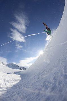 #Whistler, BC | Photo by Mason Mashon | snowzine.com