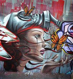 ... Street Art ....