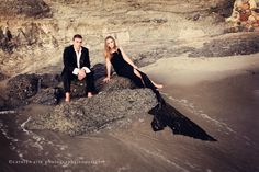 Mermaid inspired engagement <3 Mermaid Under The Sea, Ariel The Little Mermaid, Family Engagement, Wedding Engagement, Children Photography, Art Photography, Water Nymphs, Inspiration For Kids, Mermaid Wedding