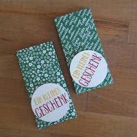 basteln am berg: Perfekt verpackt... Berg, Pot Holders, Schokolade, Packaging, Craft, Hot Pads, Potholders