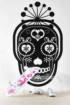 SPRUTT schoenenrek SPRUTT decoratie | #IKEA #SPRUTT #kunst #rek #sticker