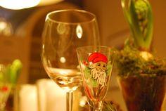 Glass, santa, dram