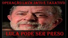 """🙊🙊Urgente!!!Jornalista diz: Autor de"""" Operação Lava lula é taxativo Lula..."""