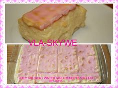 KLEIN TERTJIES SOET My Recipes, Sweet Recipes, Cake Recipes, Jam Tarts, South African Recipes, Small Cake, Savory Snacks, Homemade Cakes, Bread Baking