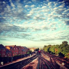 Richmond station, London.