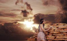 """""""Warrior Princess"""" by Reem .M, via 500px."""