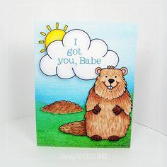 I Got You Babe card