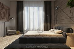 Фото — Gorky park — Design of apartments