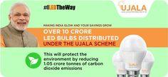 Govt. UJALA Scheme – Sikkim (Ujala Yojana An Energy Efficient Scheme)