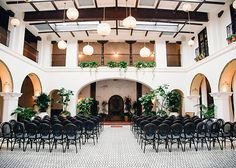 Modern Classic Wedding Ideas at The Ebell in Long Beach | Southern California Wedding Ideas and Inspiration