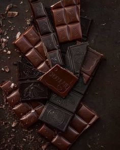 Chocolate discovered by Shorena Ratiani on We Heart It Chocolate Cigars, Chocolate Sweets, I Love Chocolate, Chocolate Heaven, Chocolate Shop, Chocolate Ice Cream, Chocolate Lovers, Melting Chocolate, Tostadas