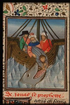 Jonah and Great Fish 1465 KB NL