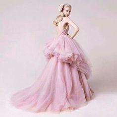 Pretty in pink!  Taken from strictlyweddings on Facebook