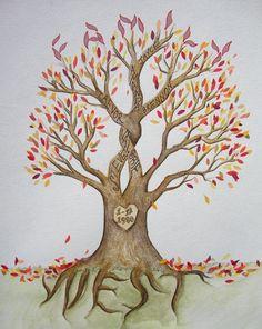Custom Family Tree Painting Many Generations Choose by realsuper Family Tree Art, Free Family Tree, Family Tree Generator, Happy Little Trees, Family Painting, Pallet Art, Painting Frames, Painting Art, Paintings