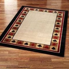 How to clean an area rug at home