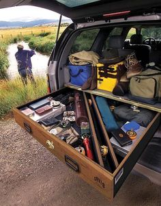 The perfect place for your Lucky Tackle Box gear!